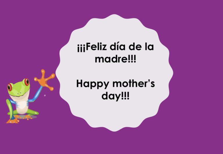 ¡Feliz Día de las Madres! Form-Ed contigo