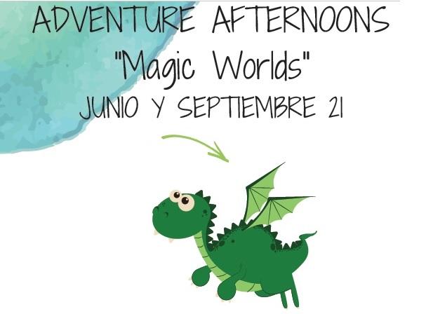 Adventure Afternoon Magic Worlds
