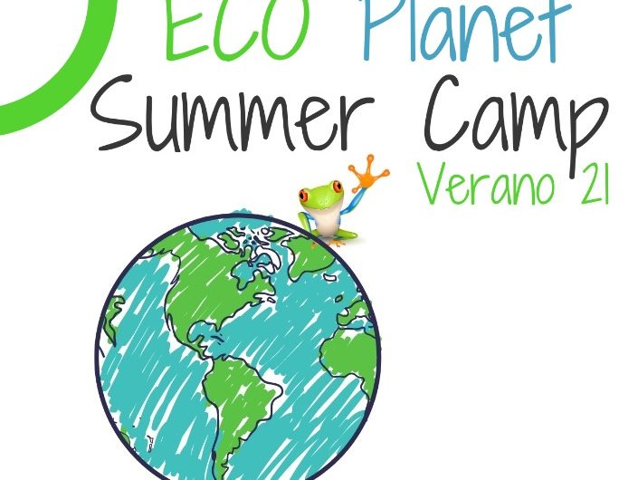 Eco Planet Summer Camp Verano 21